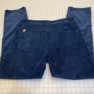 Peter Millar blue Cordrey golf pants